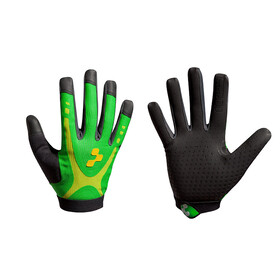 Cube Race Touch Glove Men grün/lime/schwarz